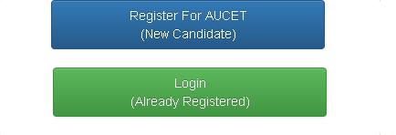 AUCET Registratiion