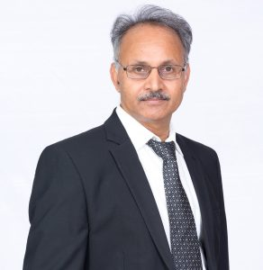Dr. Rajinder Singh Chauhan HOD and professor Department of Biotechnology
