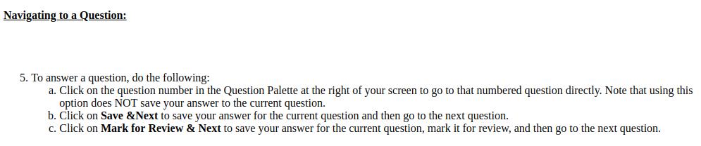 AP EAMCET 2020 Navigation Question