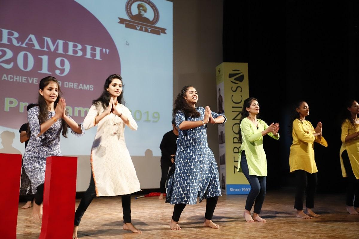 dance workshops vgu