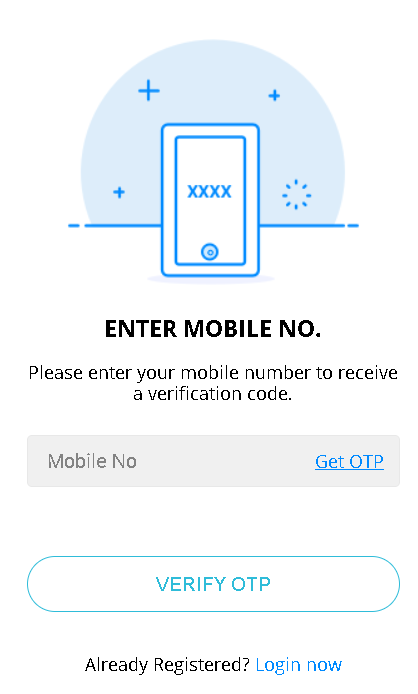Aakash NEST Mobile Number Verification Section