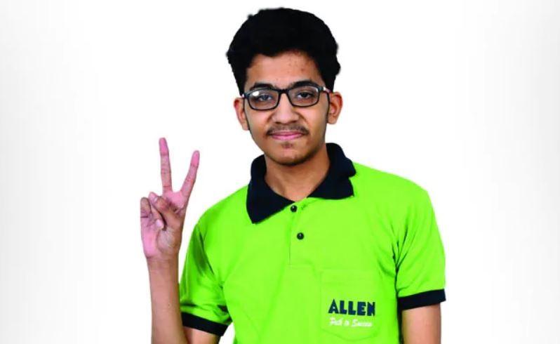 neet topper AIR 1- Nalin Kahndelwal