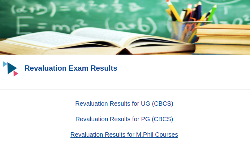 MKU Revaluation Result