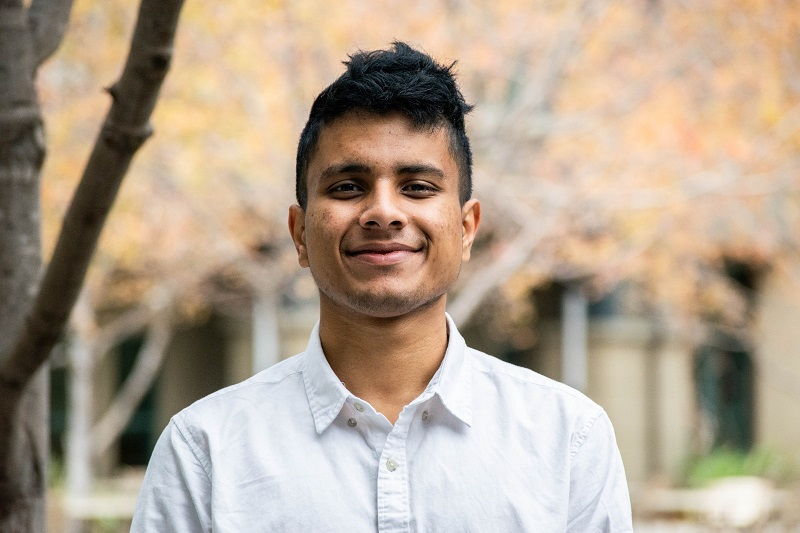 Anupam Tiwari SRMIST Student