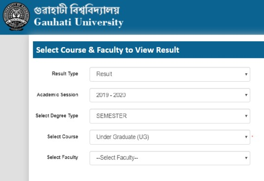 Gauhati-University-Results
