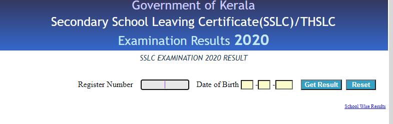 Kerala 12th Result