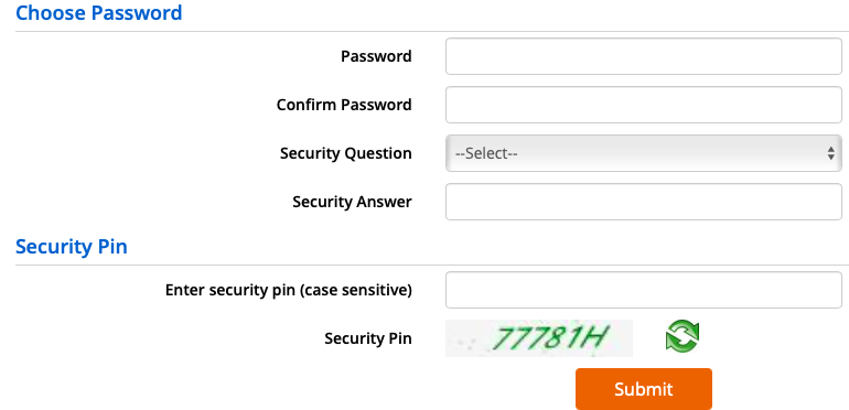 jee main password and security pin