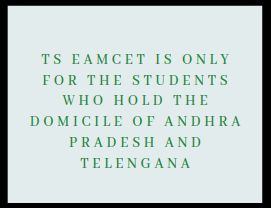 TS EAMCET INFO
