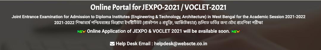 JEXPO Notification 2021