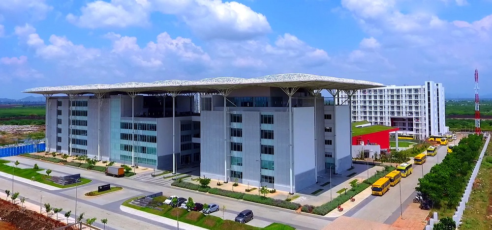 SRM University AP - Campus